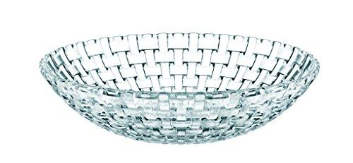 Spiegelau & Nachtmann, Schale, Kristallglas, 30 cm, 0077688-0, Bossa Nova