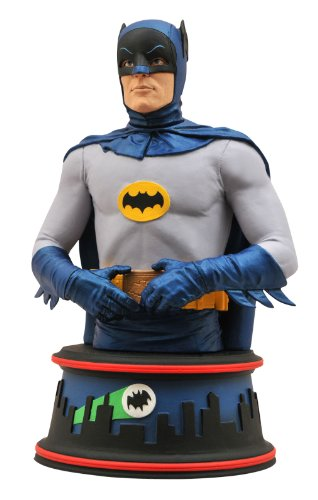 Diamond Select Toys Batman Classic 1966 TV Series Resin Batman Bust