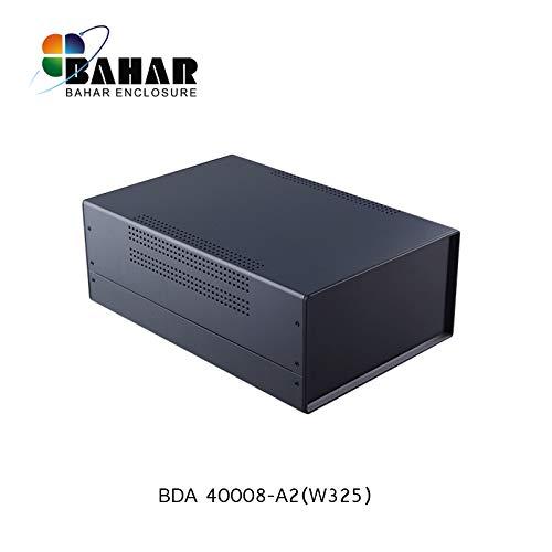 Bahar Enclosure 220*120*325 mm Metallgehäuse Eisengehäuse Iron Enclosure Eisen Box Instrument Gehäuse Industriegehäuse Stahl BDA 40008-A2 (W325)