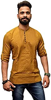 ONLY COLOURS Shirt Gold