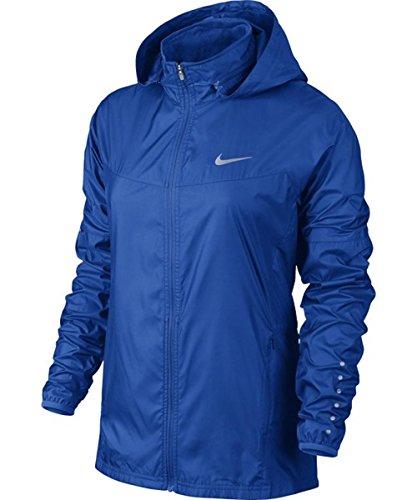 Nike Oberkörper Bekleidung Vapor Damen Jacket, Blau (paramount blue), S