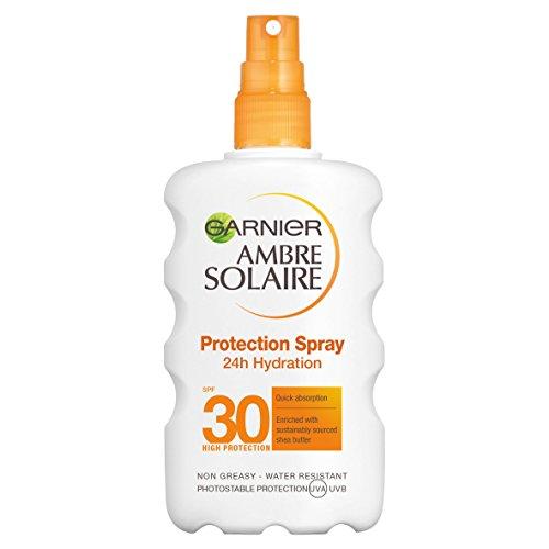 Garnier Ambre Solaire Ultra-Hydrating Sun Cream Spray SPF30, 200ml