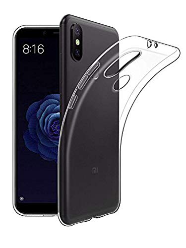 Todotumovil Funda de Gel TPU Carcasa Protectora Silicona para movil Xiaomi MI A2