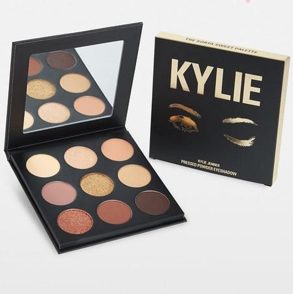 トロピカルパパ記者Kylie Cosmetics The Sorta Sweet Palette | Kyshadow カイリーコスメティックス