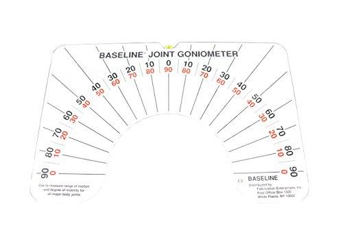 Baseline 12-1076 Winkelmesser für große Gelenke