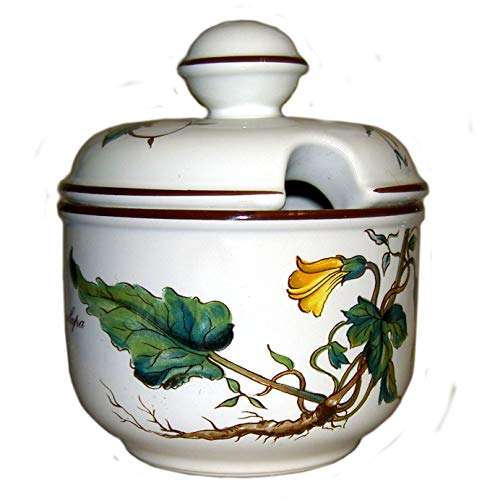 Villeroy & Boch Botanica Marmeladendose Zuckerdose 6 Pers. 0,20l