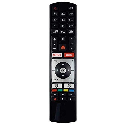 Echte TV Afstandsbediening Vervanging voor OK ODL32350-B SAT / ODL32350B SAT