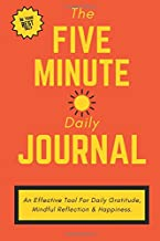 The Five Minute Daily Journal: 6