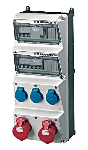Mennekes Steckdosen-Kombination 940002 AMAXX AMAXX CEE-Steckdosen-Kombination 4015394223528