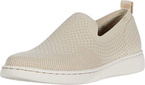 Born Women's Patton Knit Sneaker, Natural, 6