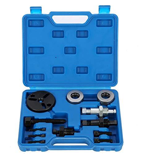 FreeTec Kit de Herramientas de extracción de reconstrucción del Embrague del compresor de Aire Extractor del Embrague de CA Instalador del Extractor de Aire Acondicionado automático