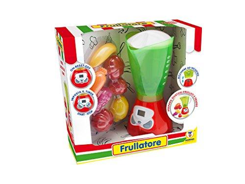 Teorema- Giocattolo Set Frullatore con Accesori, Multicolore, VD64073