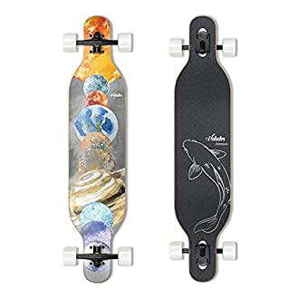 longboards for sliding