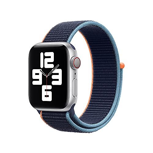 Apple Watch (40mm) Sport Loop, Dunkelmarine - Regular