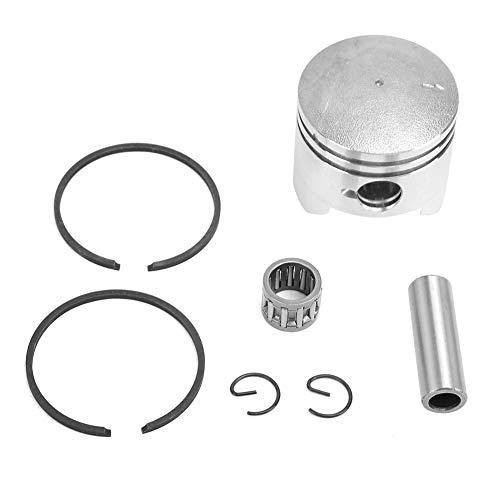 Akozon Quad Zuigers & ringen Set 44mm/1.7in voor 49cc Mini Moto Crossmotor
