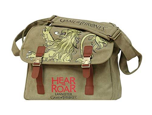 Game of Thrones - Tasche - Messenger Bag Umhängetasche - House Lannister