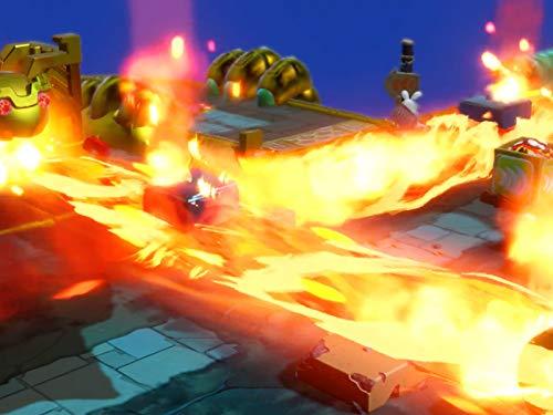 Fiery Belches