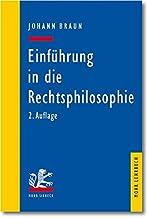 Einfuhrung in Die Rechtsphilosophie: Der Gedanke Des Rechts (Mohr Lehrbuch) (German Edition)