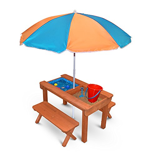Back Bay Play Kids Convertible Picnic Table