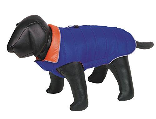 Nobby 67836 Hundemantel Mats, blau, 29 cm