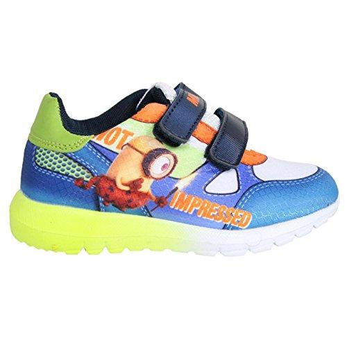 Disney - S15942h - Chaussures Mixte Enfants - - 060 Bleu, 24 EU EU