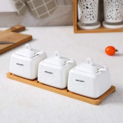 HQQSC Küchenprodukte Gewürz Gewürzbox Soja-Sauce-Flasche Essig Flasche Soja-Sauce-Essig-Kartoffel-Gewürz-Flaschen-Gewürz Die Würzmaschine (Size : A)
