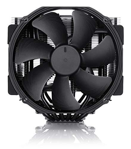 Noctua NH-D15 chromax.black, Disipador de CPU de Doble Torre (140 mm, Negro) 2