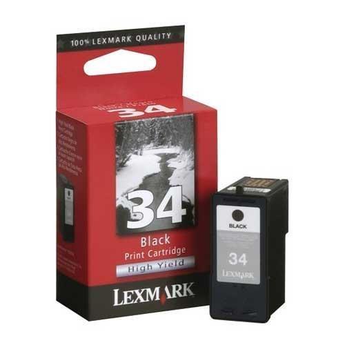 De tinta de alto rendimiento new-18C0034475page-yield negro, Unidades 1–513649