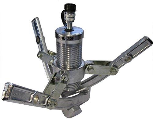 hydrafore Extracteur de moyeu hydraulique 10/T avec pompe /à main