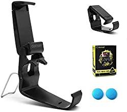 Dainslef [New Version] Xbox One Controller Foldable Mobile Phone Holder Smartphone Clamp Game Clip For Microsoft XBOX One ...