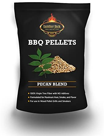 Lumber Jack 20-pounds BBQ Grilling Blend Low price pellets Wood Pecan trend rank