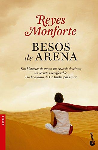 Besos de arena (Booket Logista)