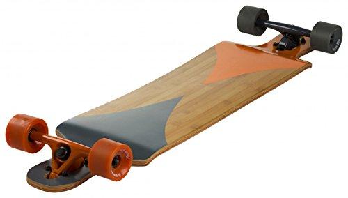 Firefly Longboard-4032924 Longboard, grau, One Size
