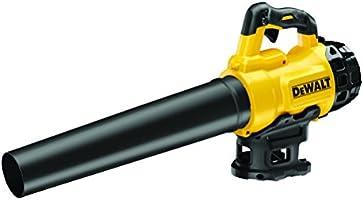 Dewalt DCM562PB-QW DCM562PB-QW-Soplador sin escobillas XR 18V sin Cargador/batería, 18 V, Negro/Amarillo
