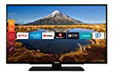 Telefunken XF39G511 98 cm (39 Zoll) Fernseher (Full HD, Triple Tuner, Smart TV, Prime Video, Works...