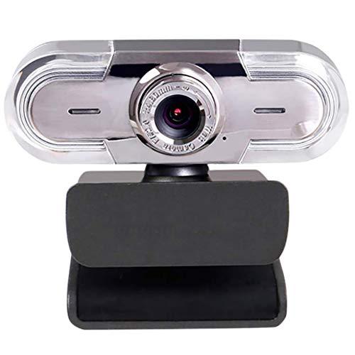 KZEN High-Definition-Webcam, Computer Intelligent Universal USB Freies Laufwerk Interne Omnidirektionales Mikrofon, Geeignet Für Makroaufnahmen, Videokonferenz, Webcast