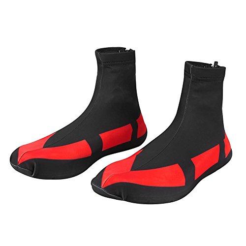 VGEBY1 Fietsschoenendeken, 1 paar winddichte outdoor-sport-bike-schoenen dekt lichte warme mountainbike cover schoenen