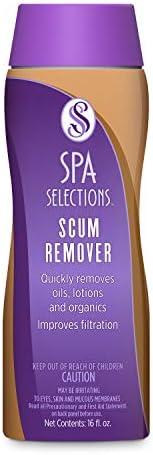 Top 10 Best hot tub scum remover Reviews