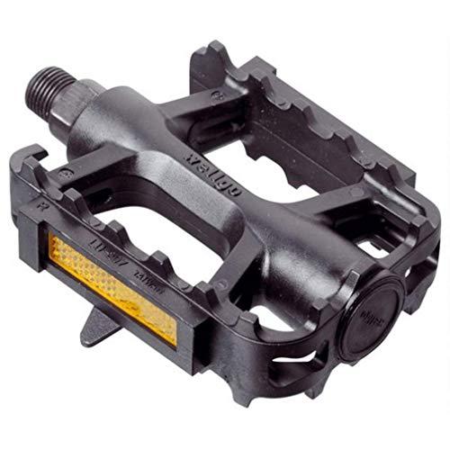 Raleigh MTB Resin Pedal - Black, 9/16 Inch