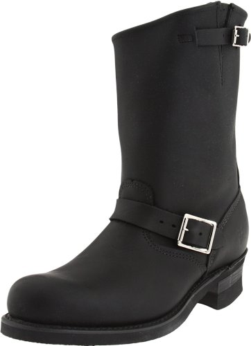 Frye Men's Engineer 12R Boot, Black, 11