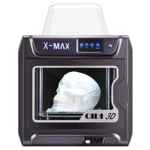 QIDI TECH Large Size Intelligent Industrial Grade 3D Printer With 5 Inch Touchscreen, WiFi Function, Printing Size Of 300x250x300mm
