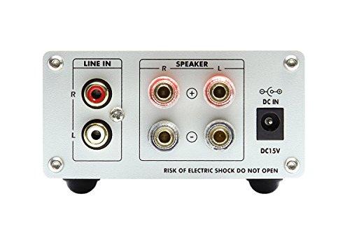 『Soundfort 小型高音質デジタルアンプ AS-100+』の3枚目の画像