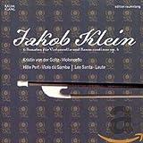 Lee Santana: 6 Sonaten für Violoncello Op.4 (Audio CD)