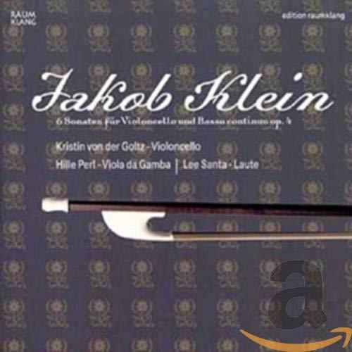 6 Sonaten für Violoncello Op.4