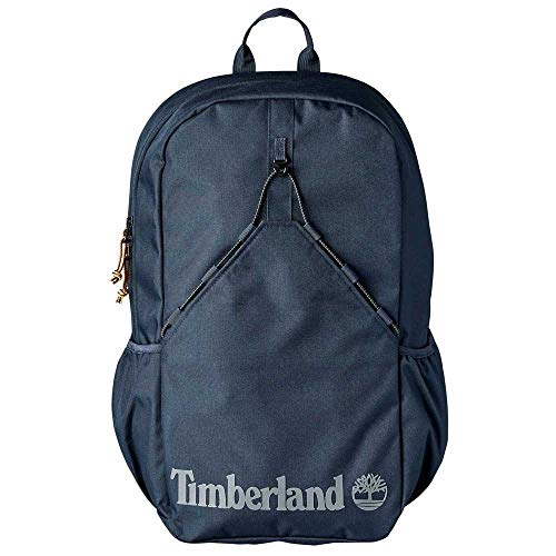 Timberland Large Bungee Backpack Blue Navy OS travel, UNI, school Camping
