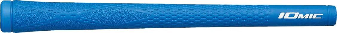 廃棄する新着個人的なIOMIC(イオミック) グリップ LTC Grip エルティーシー?スティッキー?エボリューション?エスイー 1.8 ウッド&アイアン用グリップ(M60 バックライン有) LTC Sticky Evolution SE 1.8 ブルー