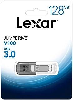 Lexar JumpDrive V100 USB 3.0 flash Drive 128GB