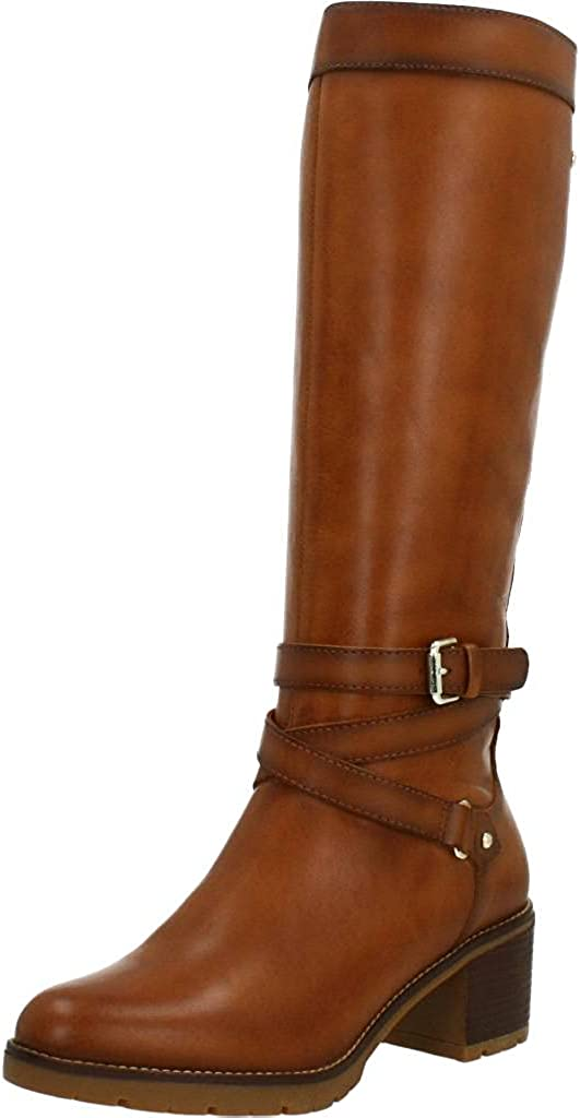 Pikolinos Leather Knee High Boots LLANES W7H