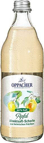 Oppacher Apfel Direktsaftschorle 0,5l inkl. Pfand Mehrweg