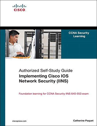 Image OfImplementing Cisco IOS Network Security (IINS): (CCNA Security Exam 640-553) (Authorized Self-Study Guide)